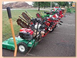Eau Claire Skid Steer Rentals, Backhoes, Air Lift Rentals, Scaffolding Rentals, Lawn Equipment Rentals, Cement Tools, Carpet Cleaner Rentals, A-1 Express Rental Center
